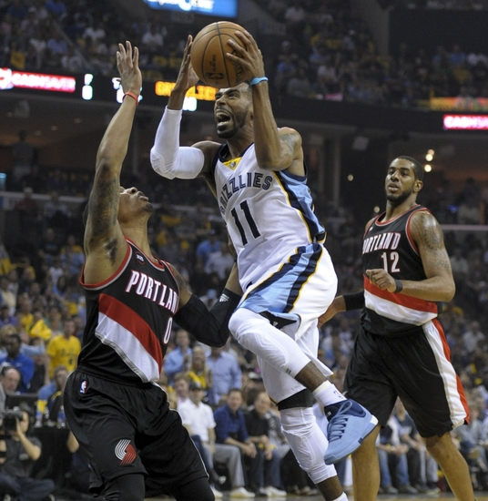 Memphis Grizzlies, Udrih Earn Game 1 Victory V. Portland