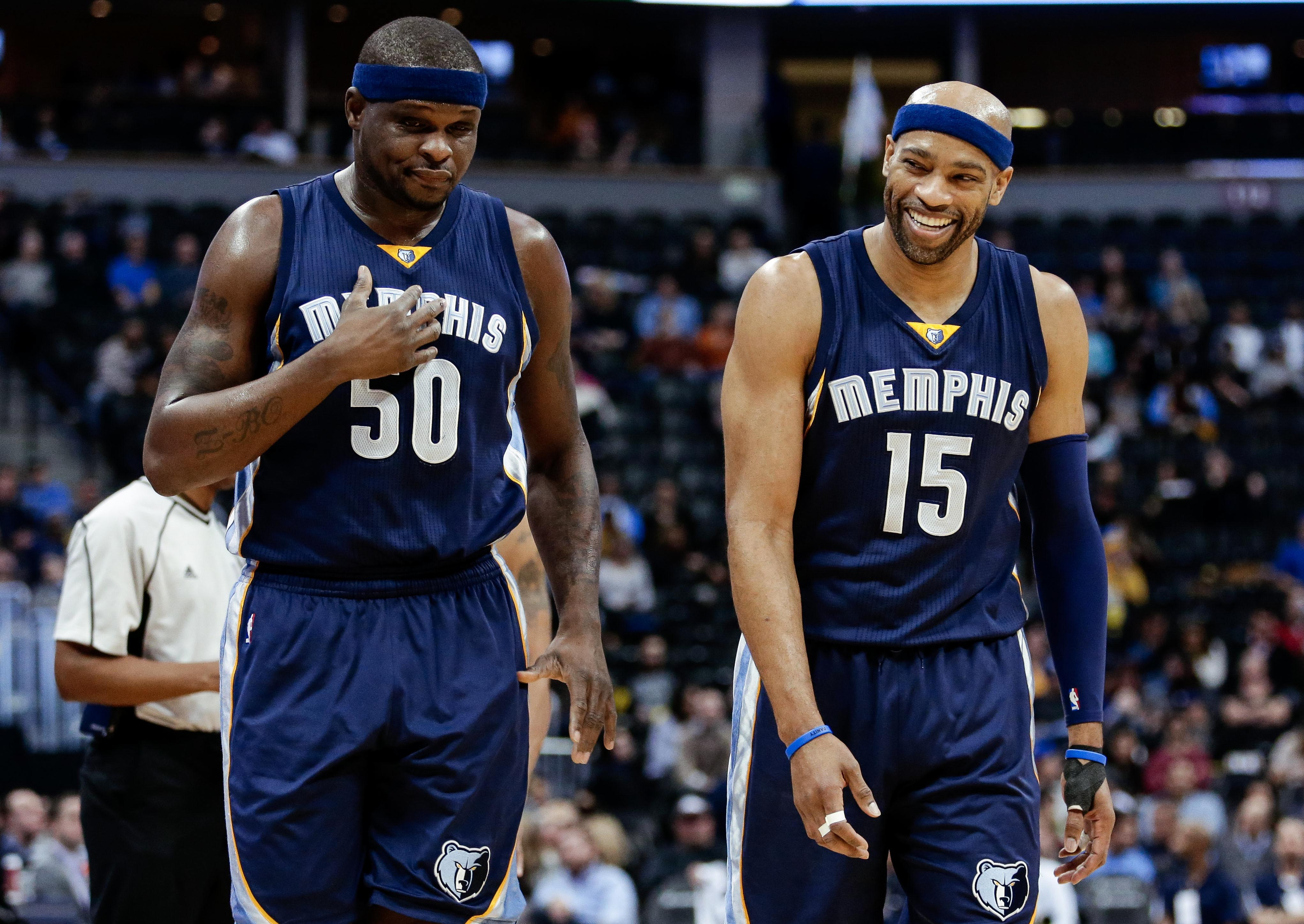 best website 0dc02 b7a34 Memphis Grizzlies Roundtable: Free Agency, Finals, Draft ...